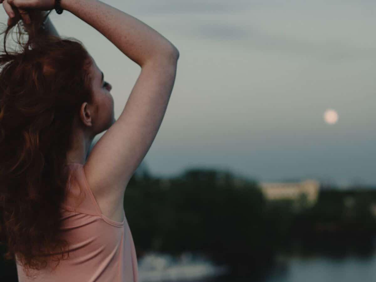 épilation avec la lune